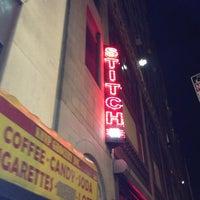 Photo taken at Stitch Bar & Lounge by Lynn D. on 3/10/2013