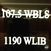 Photo taken at WBLS-FM 107.5 by Lynn D. on 9/16/2012