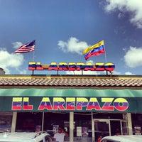Photo taken at El Arepazo by Input on 4/14/2013