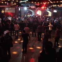 Photo taken at Round-Up Saloon and Dance Hall by Mark B. on 4/28/2013