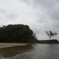 Photo taken at Kashid Beach by Niranjana U. on 7/12/2013