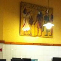 Photo taken at El Emporio de los Sandwiches by Toño C. on 12/12/2012