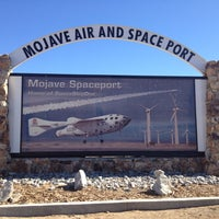 Photo taken at Mojave Air and Space Port by Sayaka K. on 11/23/2012