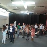 Photo taken at Impact Hub Bari by Francesco B. on 6/26/2013