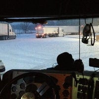 Photo taken at Flying J by Ryan S. on 12/16/2013
