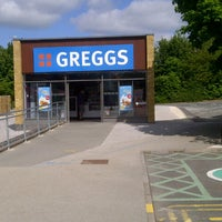 Photo taken at Greggs by Mart W. on 6/9/2013