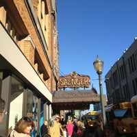 Photo taken at Saenger Theatre by Brandy G. on 1/18/2013