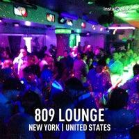 Photo taken at 809 Lounge by MarianosMix V. on 1/27/2013