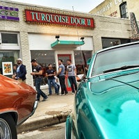 Photo taken at The Turquoise Door by Jesse E. on 4/7/2014