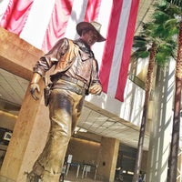 Photo taken at John Wayne Airport (SNA) by Jesse E. on 3/10/2013