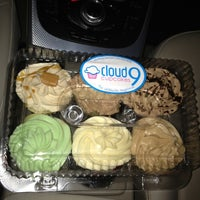 Photo taken at Cloud 9 Cupcakes by Neel C. on 11/1/2012