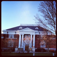 Photo taken at Hamilton Smith Hall by UNH Students on 11/29/2012
