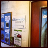 Photo taken at UNH Sustainability Institute by UNH Students on 11/20/2012