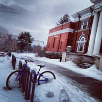 Photo taken at Hamilton Smith Hall by UNH Students on 1/10/2014