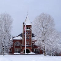 Photo taken at Thompson Hall by UNH Students on 2/25/2013