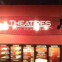 Photo taken at Theatres at Mall of America by Larry B. on 1/28/2013
