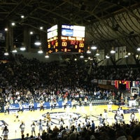 Photo taken at Hinkle Fieldhouse by Dawg H. on 2/20/2013