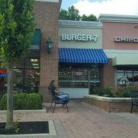 Photo taken at Burger 7 by Kelsey M. on 7/6/2016
