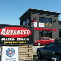 Photo taken at Advanced Auto Care by Miles P. on 11/6/2013