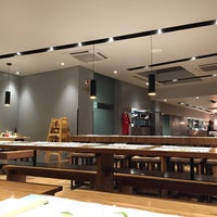 Photo taken at wagamama by Darren G. on 8/5/2016
