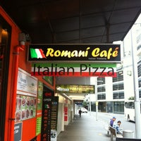 Photo taken at Romani Cafe by Doug S. on 4/20/2014