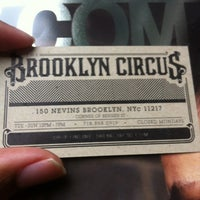 Photo taken at The Brooklyn Circus by Dueal A. on 5/25/2013