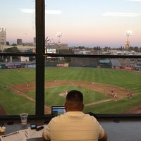 Photo taken at Chukchansi Park by Andy N. on 7/7/2013