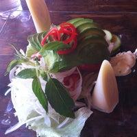 Photo taken at Restaurant Casa de Piedra by Rosario C. on 2/10/2013