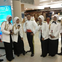 Photo taken at Pesada Convention Center by Syafiq S. on 10/9/2013