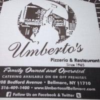Photo taken at Umberto's by Lisa S. on 10/3/2013