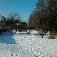 Photo taken at Velaine-sur-Sambre by Céline R. on 1/22/2013