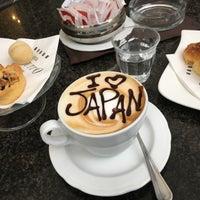 Photo taken at Caffè Dezzutto by Hirotaka I. on 5/10/2017