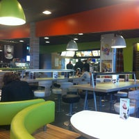 Photo taken at McDonald's by Josef F. on 12/19/2012