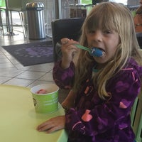 Photo taken at Froyo Love by Mike F. on 8/9/2014