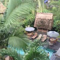 Photo taken at Wenara Bali Bungalow by Vladimir B. on 1/15/2013