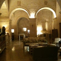 Photo taken at Hotel In Pietra - Boutique hotel by LoreFossa on 2/16/2013