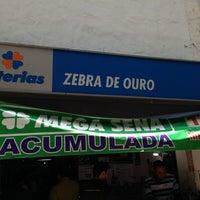 Photo taken at Zebra De Ouro by Cris A. on 2/19/2013