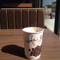 Photo taken at LOTTERIA by narm on 3/2/2014