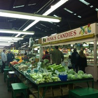 Photo taken at Allentown Farmers Market by Christine H. on 12/8/2012