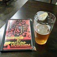 Photo taken at Mellow Mushroom by Ben R. on 10/31/2014