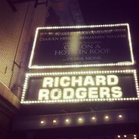 2/10/2013にZachary S.がRichard Rodgers Theatreで撮った写真