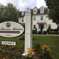 Photo taken at DesBarres Manor Inn by Mike S. on 9/9/2017