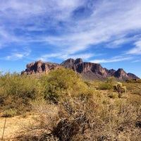 Photo taken at Superstition Mountain Museum by Mike S. on 2/20/2014