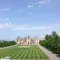 Photo taken at The Biltmore Estate by Mike S. on 5/20/2013