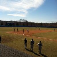 Photo taken at Battleground Athletic Complex by Melissa H. on 3/8/2014