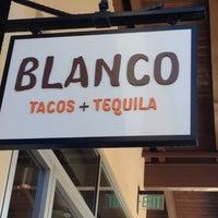 Photo taken at Blanco by Daniel M. on 12/9/2012