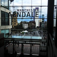 Photo taken at Manchester Arndale by Abdulaziz 🇩🇿 on 9/8/2013