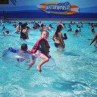 Photo taken at Waterworld California by Ed H. on 7/25/2013