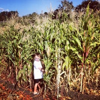 Photo taken at Mangini's Farm by Ed H. on 10/9/2013