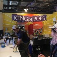 Снимок сделан в King of Pops пользователем Drew D. 9/4/2017